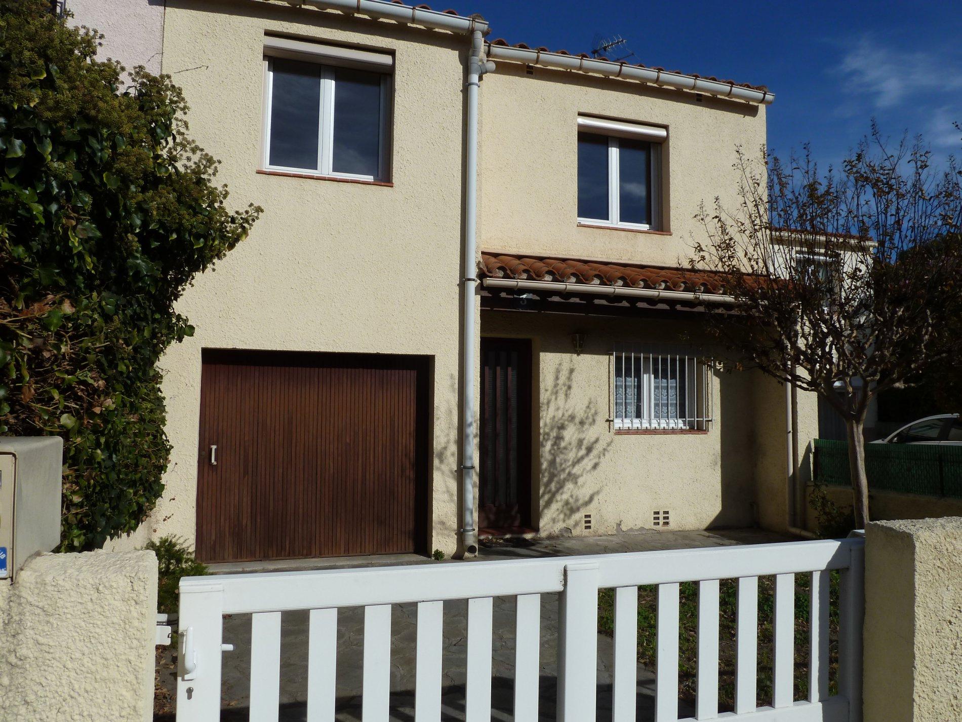 Annonce location maison perpignan 66000 106 m 820 - Jardin maison contemporaine perpignan ...